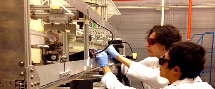 Fluid Mechanics Laboratory UBC